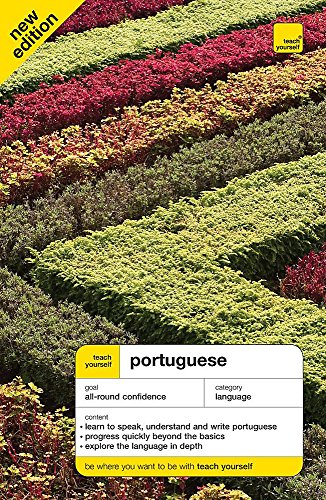 9780340972304: Teach Yourself Portuguese Book Sixth Edition (Teach Yourself Complete Courses)