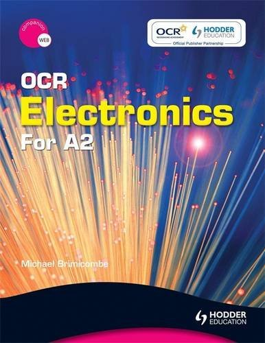 9780340973677: OCR Electronics for A2