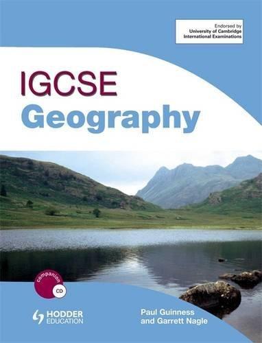 IGCSE Geography: Nagle, Garrett