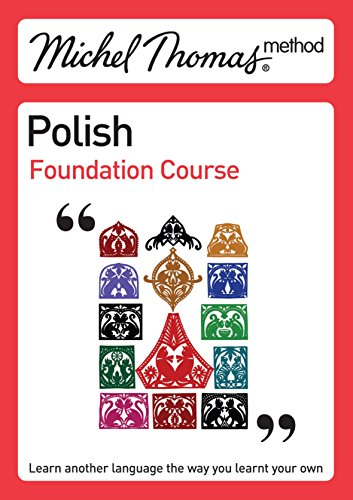 9780340975176: Michel Thomas Method: Polish Foundation Course