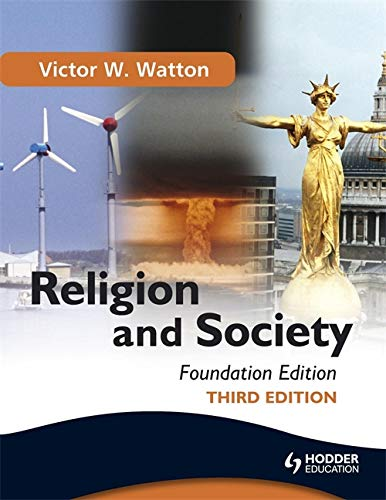 Religion and Society: Watton, Victor W.