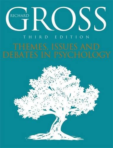 9780340975879: Themes, Issues, and Debates in Psychology