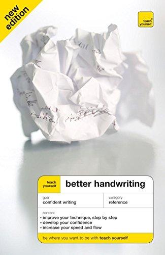 9780340975886: Teach Yourself Better Handwriting (Teach Yourself - General)