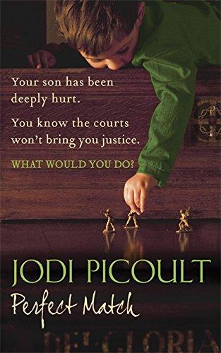 Perfect Match a Format R/I Export: Jodi Picoult,Jodi Picoult