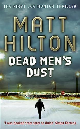 9780340978238: Dead Men's Dust (Joe Hunter)