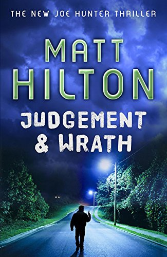 9780340978245: Judgement and Wrath: The Second Joe Hunter Thriller