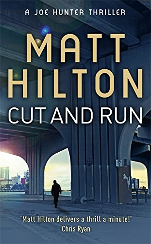 9780340978320: Cut and Run: The Fourth Joe Hunter Thriller
