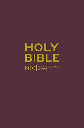 NIV Pocket Bible: New International Version: International Bible Society