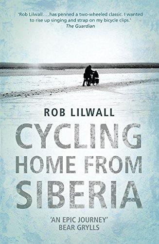 9780340979815: Cycling Home from Siberia