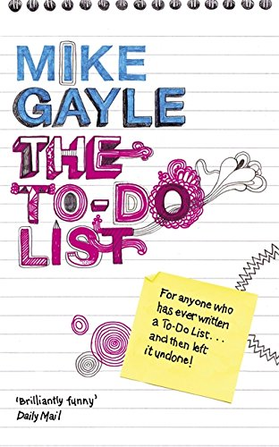 9780340980842: The To Do List
