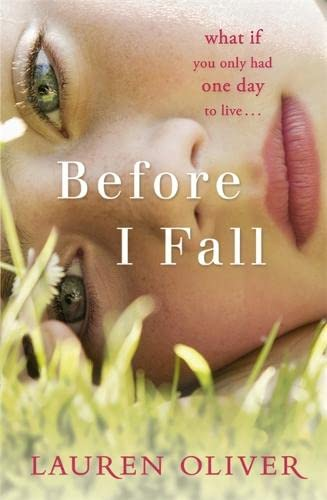 9780340980897: Before I Fall: The official film tie-in that will take your breath away