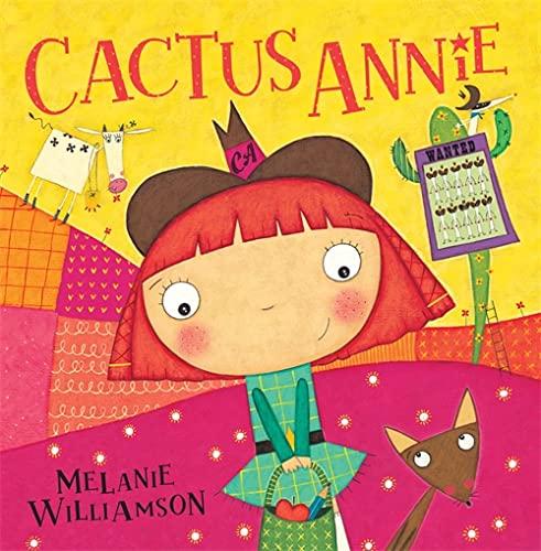 9780340981412: Cactus Annie