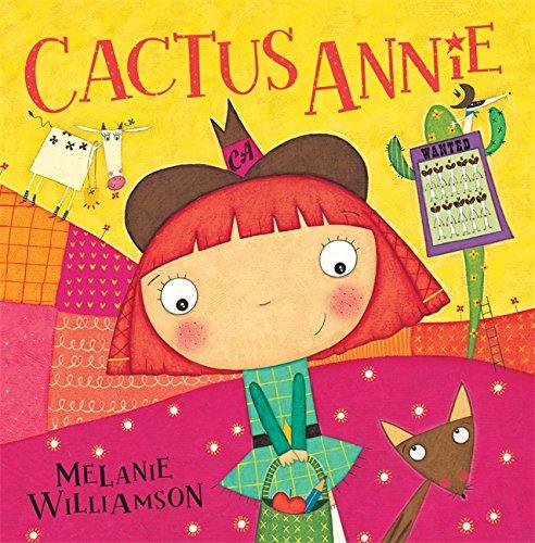 9780340981429: Cactus Annie