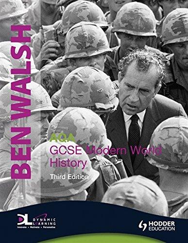 9780340981818: AQA GCSE Modern World History (History In Focus)