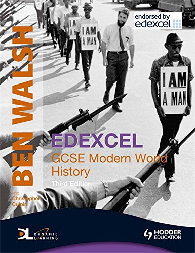Modern World History, 3rd Edition: Edexcel Gcse (9780340981825) by Ben Walsh; Christopher Culpin