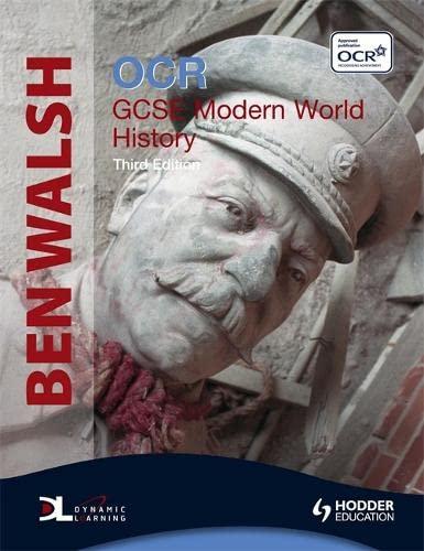9780340981832: OCR GCSE Modern World History (History In Focus)