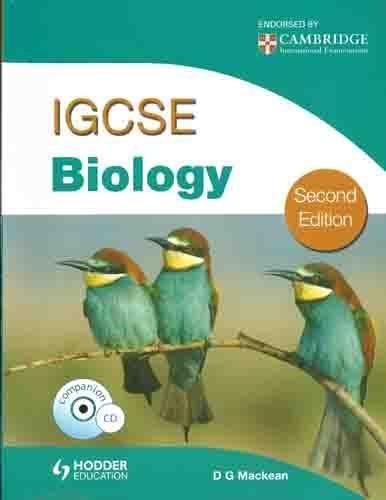 9780340981863: Igcse Biology