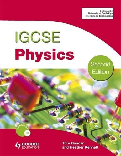 9780340981870: IGCSE Physics second edition + CD