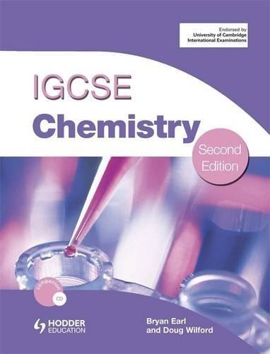 9780340981887: Cambridge IGCSE Chemistry second edition + CD