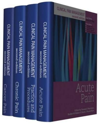 9780340982808: Clinical Pain Management Second Edition: 4 Volume Set
