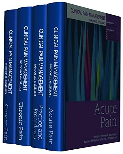 9780340982808: Clinical Pain Management Second Edition: 4 Volume Set