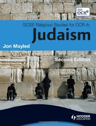 9780340983621: GCSE Religious Studies for OCR: Judaism 2nd edition (OCR GCSE Religious Studies)