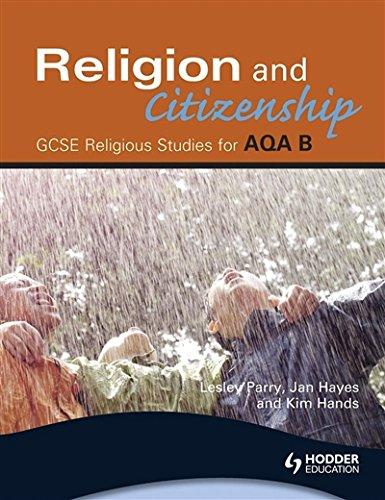 AQA Religious Studies B: Parry, Lesley
