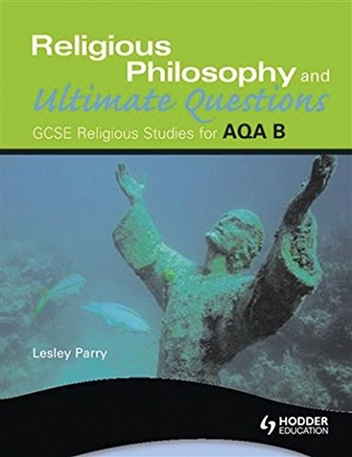 9780340983645: AQA Religious Studies B: Religious Philosophy and Ultimate Questions: Philosophy of Religion in Society (ASBR)