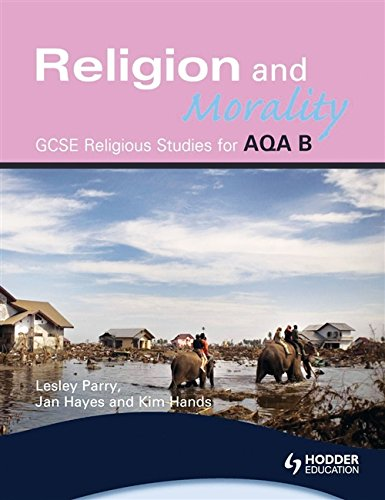 9780340983669: AQA Religious Studies B: Religion and Morality (ASBR)