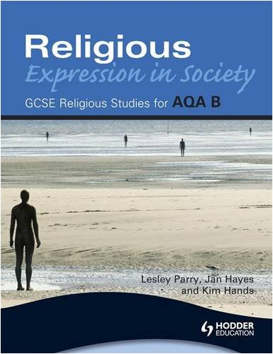 9780340983676: AQA Religious Studies B: Religious Expression in Society (ASBR)