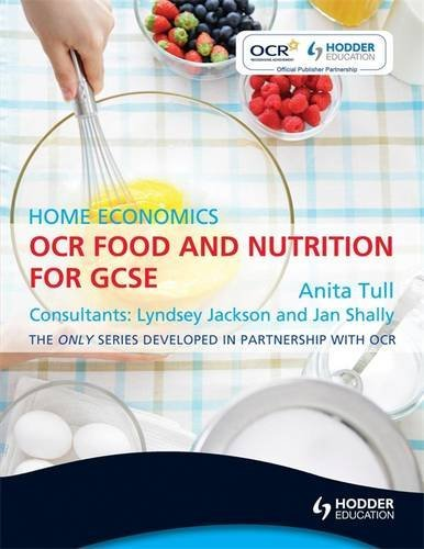 9780340983973: OCR Food and Nutrition for GCSE: Home Economics