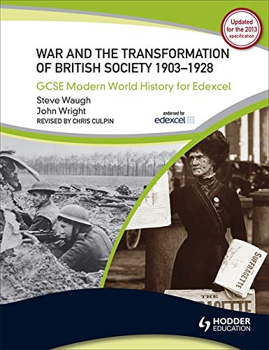 GCSE Modern World History for Edexcel: Waugh, Steve; Wright, John