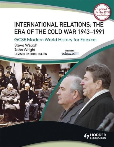 9780340984390: GCSE Modern World History for Edexcel: The era of the Cold War 1943-1991: International Relations 1945-1991