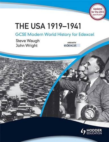 9780340984413: USA 1919-1941 (GCSE Modern World History for Edexcel)
