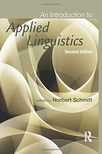 9780340984475: An Introduction to Applied Linguistics