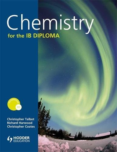 9780340985052: Chemistry for the IB Diploma + CD