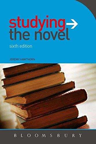9780340985137: Studying the Novel
