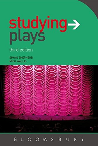 9780340985144: Studying Plays