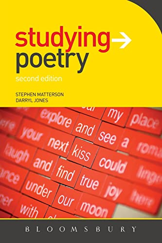 9780340985151: Studying Poetry (Volume 2)