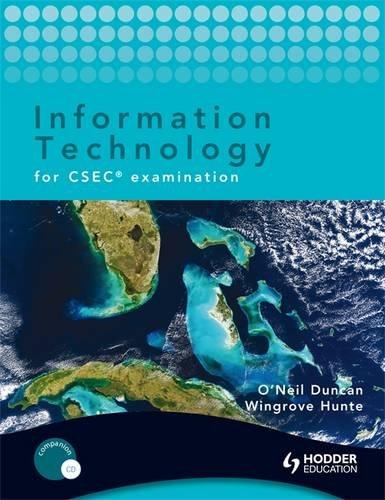 9780340985458: Information Technology for CSEC Examination