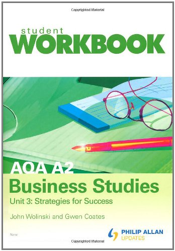 business aqa a2 Read these other aqa a2 business studies unit 4 revision notes these notes are aimed at people studying for aqa a2 business studies unit 4, but will also be suitable for other courses and exam.