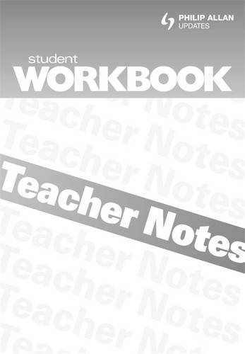 Edexcel GCSE Health and Social Care Single Award: Workbook Teacher's Notes (0340986301) by Mark Walsh