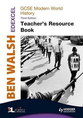 9780340986684: Edexcel Gcse Modern World History Teacher's Book (History in Focus)
