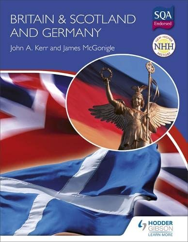 9780340987544: New Higher History: Britain & Scotland and Germany (NHH)