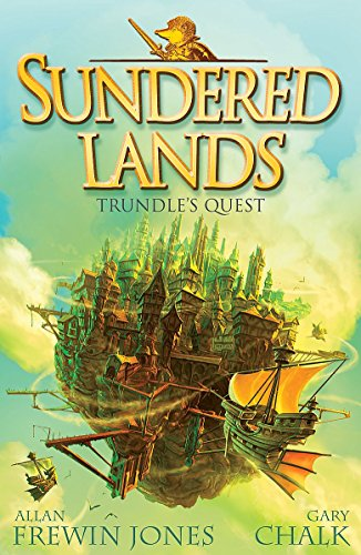 9780340988091: Trundle's Quest: Book 1