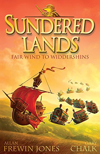 9780340988107: Fair Wind to Widdershins (Sundered Lands)