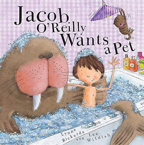 9780340988381: Jacob O'Reilly Wants a Pet