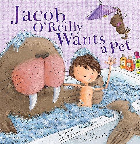 9780340988398: Jacob O'Reilly Wants a Pet