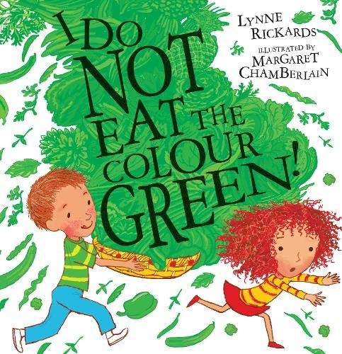 9780340988657: I Do Not Eat the Colour Green