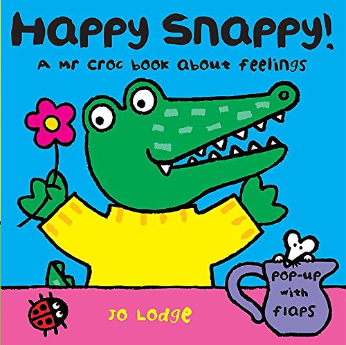 9780340988794: Mr Croc Board Book: Happy Snappy